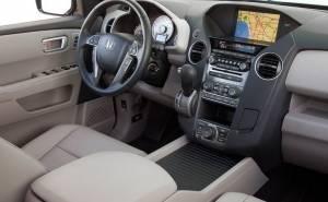 داخلية سيارات هوندا بايلوت 2013