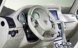 داخلية سيارة مرسيدس G63 AMG معدلة