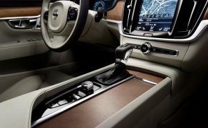 داخلية فولفو S90