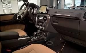 داخلية مرسيدس G63 AMG 2016