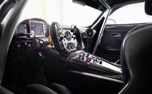 داخلية مرسيدس AMG GT3