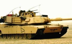 دبابة ام 1 ايه 1 ابرامز