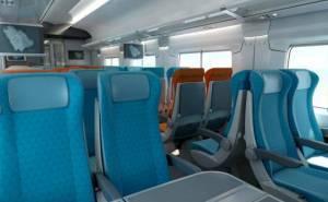 درجة المسافرين في قطار السعودية