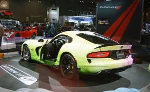 دودج فايبر SRT GT