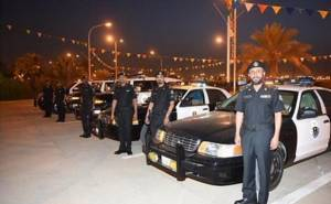 رجال الأمن بزيهم ودورياتهم الجديدة