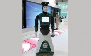 رجل الي ذكي- شرطة دبي