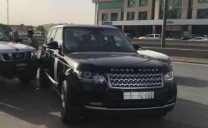 سعودي يتكفل بإصلاح السيارة العسكرية التي صدمته