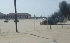 سعودي يحرق سيارة ويشعل مواقع التواصل الاجتماعي