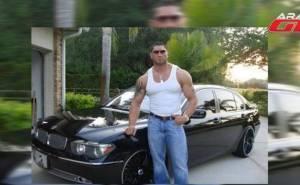 سيارات الممثل والمصارع باتيستا - المعدلة - بي ام دبليو الفئة السابعة