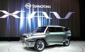 سيارات سانغ يونغ