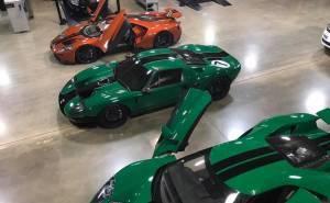 سيارات فورد جي تي