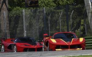 سيارات فيراري FXX K