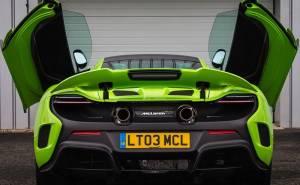 سيارات ماكلارين 675 ال تي 2016 الجديدة