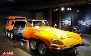 سيارات متحف ميشلان