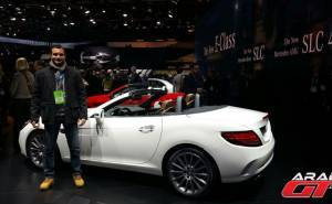 سيارات مرسيدس SLC 2017