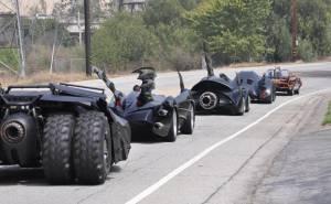 سيارة باتمان باتموبيل