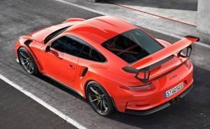 سيارة بورش 911 جي تي 3 ار اس 2016