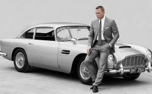 سيارة جيمس بوند استون مارتن