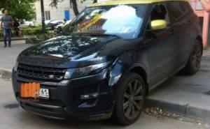 سيارة رنج روفر ايفوك