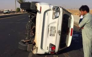سيارة ساهر تتعرض للاعتداء