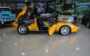 سيارة فورد جي تي اكس 1
