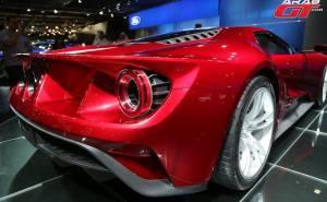 سيارة فورد جي تي