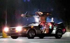سيارة فيلم Back to the Future