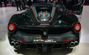 سيارة لافيراري ابيرتا