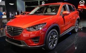 سيارة مازدا CX5 2016