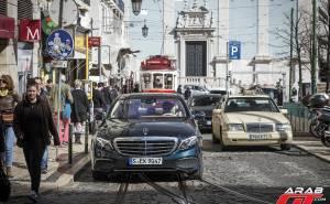 سيارة مرسيدس اي كلاس 2016