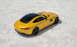 سيارة مرسيدس AMG GT 2016
