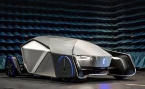 سيارة مستقبلية