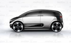 سيارة apple