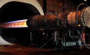 شاهد اختبار محركات الطائرات الحربية الامريكية