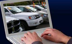 شراء السيارات على الإنترنت