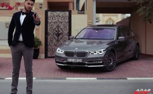 بي ام دبليو 750Li 2016 تحت تجربة عرب جي تي