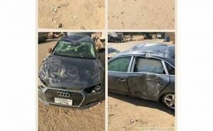 صور حادث عمرو السولية