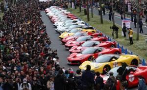 صور سيارات فيراري في اليابان