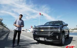 شيفروليه سيلفرادو 2016 تحت تجربة عرب جي تي