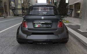صور فيات 550 ايطاليا