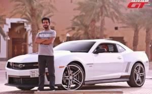 محمد عبدالله ينافس على لقب ملك الكامارو
