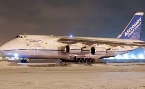 طائرة انتونوف