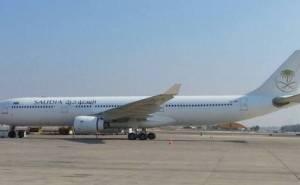 حقيقة هبوط طائرة الخطوط الجوية السعودية في مطار تل أبيب