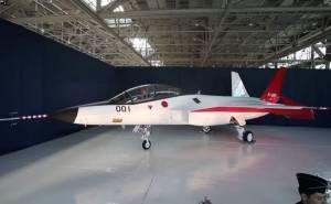 طائرة شبح يابانية