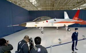 طائرة X2 اليابانية