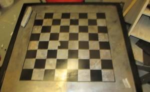 طاولة شطرنج