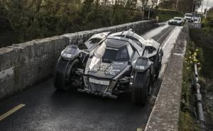 مراحل صنع سيارة باتمان السعودية الجديدة