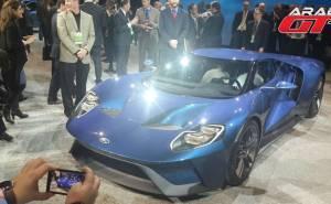 سيارة فورد جي تي 2015