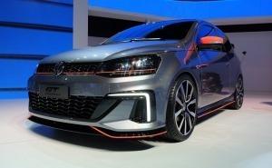 فولكس فاجن جول GT الاختبارية الجديدة تكشف عن نفسها