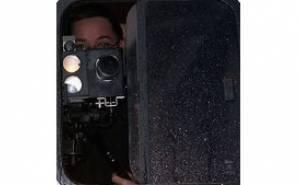 كاميرا لرصد السيارات المسرعة